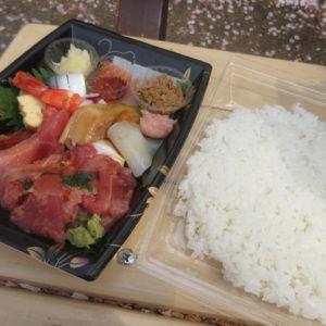 【野口鮮魚店】美味しい海鮮丼の行列店でも、テイクアウトなら並ばなくてOK!