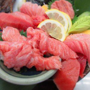 野口鮮魚店で禁断の『マグロの帝王丼』いっちゃいました!!!※詳細情報あり